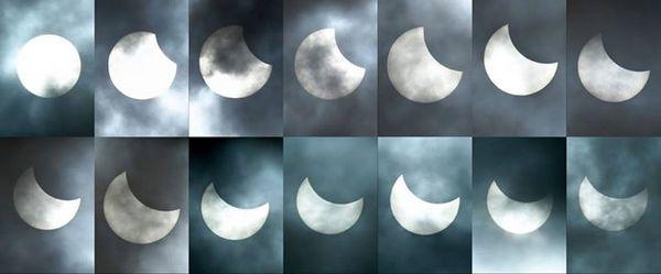 Слънчево затъмнение и в Шумен 2015